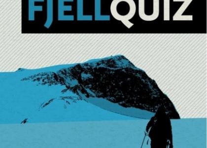 Fjellquiz - 550 spørsmål for fjell-, telt-, og hytteturen