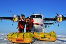 Kalde tomler sørget for avbrutt nordpolekspedisjon