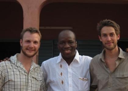 Fullført race Budapest - Bamako