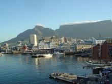 Til dekket bord - Capetown