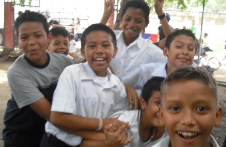 Bibliotek i Nicaragua