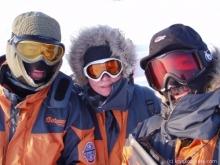 På kryss og tvers i Arktis