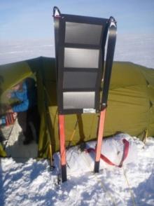 Kommunikasjon fra Sydpolen